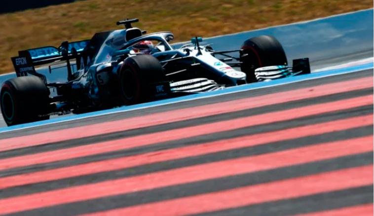 Fórmula 1: Aplastante triunfo de Hamilton en Paul Ricard
