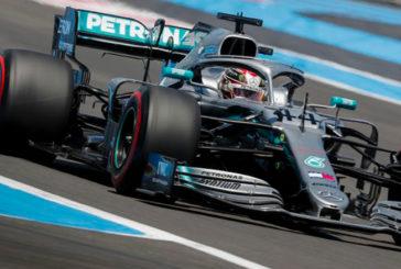 Fórmula 1: Otra pole de Hamilton, y van…