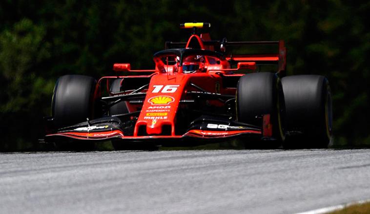 Fórmula 1: Pole de Leclerc y sanción para Hamilton