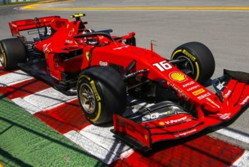 Fórmula 1: Ferrari domina los Libres2