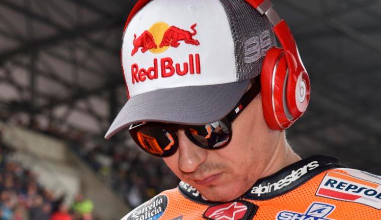 MotoGP: Lorenzo sufrió una quebradura de vértebra