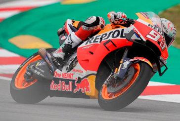 MotoGP: Márquez se adueña de los Libres1
