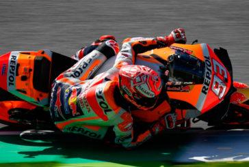 MotoGP: Márquez se adueñó de la pole