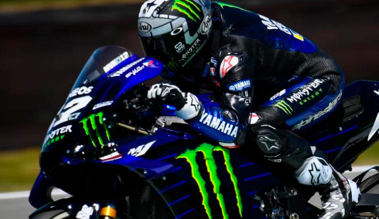 MotoGP: Maverick Viñales domina el viernes