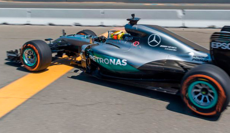 Fórmula 1: Mercedes sigue batiendo récords
