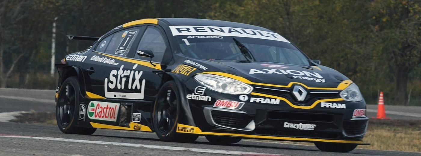 STC2000: Ardusso pone a Renault en lo más alto