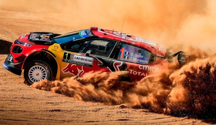 WRC: Ogier gana el Shakedown en Italia