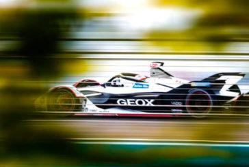 """Fórmula E: """"Pechito"""" pudo terminar la carrera en el puesto 13º"""