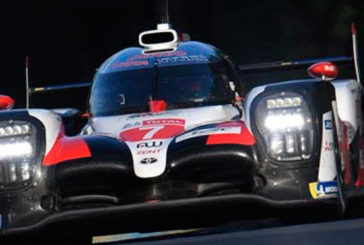 "WEC: ""Pechito"" dejó al Toyota Nº7 en el primer lugar"