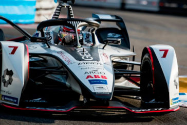 "Fórmula E: ""Pechito"" clasificó 14º en Suiza"