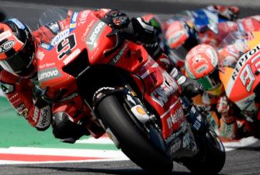 MotoGP: Primer triunfo para Petrucci