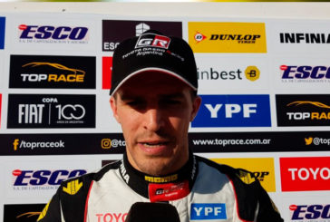 TRV6: Pole para Matías Rossi