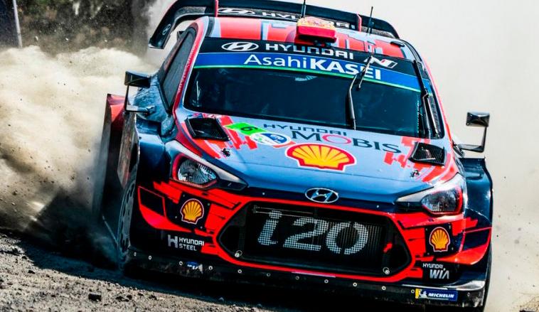 WRC: Sordo toma la punta; mazazo para Latvala y Neuville