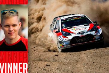 WRC: Tänak gana en Portugal y enciende el campeonato