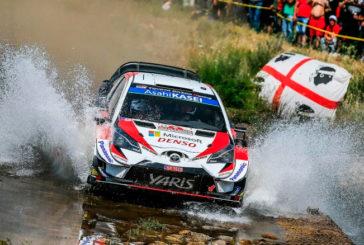 WRC: Sábado perfecto para Tänak