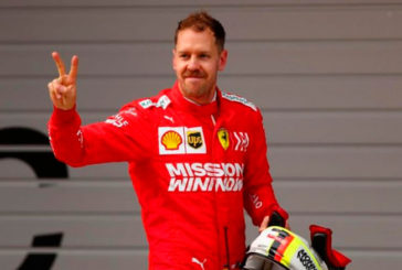 Fórmula 1: Vettel ilusiona a Ferrari