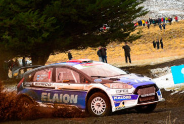 Rally Argentino: Villagra domina en la nieve