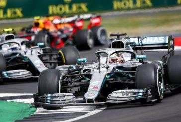 Fórmula 1: Hamilton hace valer la localia