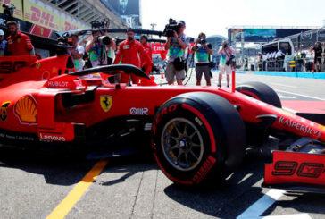 Fórmula 1: Vettel y Ferrari golpean primero en Hockenheim