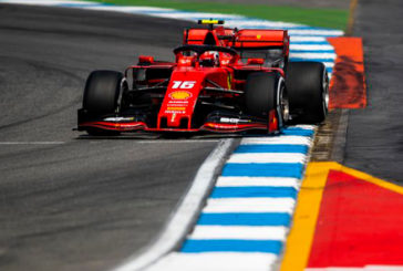 Fórmula 1: Ferrari confirma su papel de favorito en Hockenheim