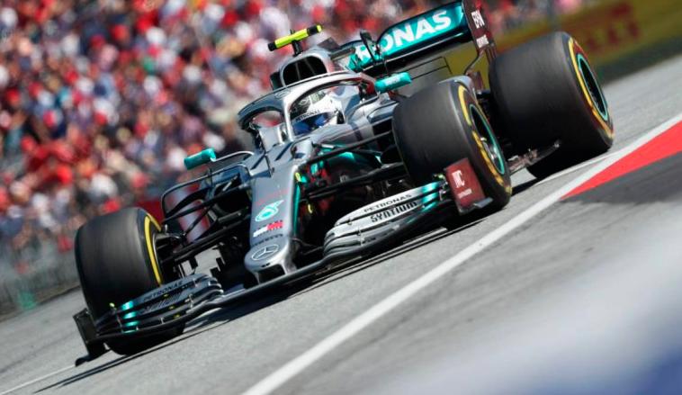 Fórmula 1: Por 6 milésimas, Bottas se lleva la pole