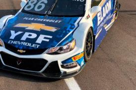 Stock Car: Canapino clasificó en el puesto 17º
