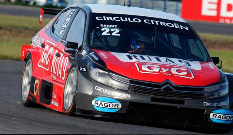 TC2000: Garriz y su Citroen en lo mas alto