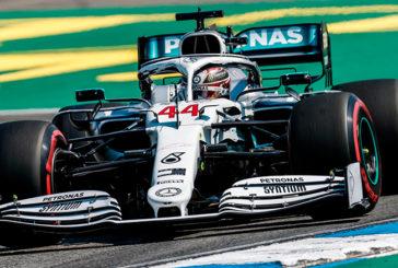 Fórmula 1: Pole de Hamilton en plena debacle de Ferrari
