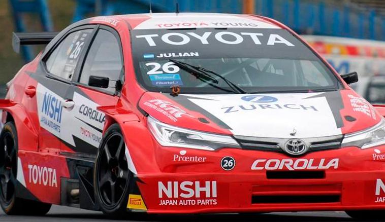 TC2000: Julián el más rápido en Rosario