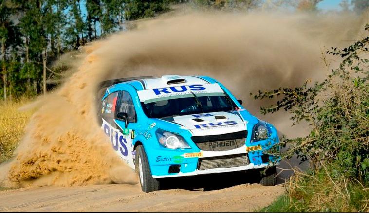 Rally Argentino: Ligato gana en Goya