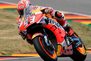 MotoGP: Márquez se lleva su décima pole consecutiva