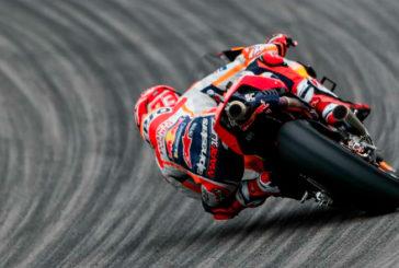 MotoGP: Márquez se convierte en el más veloz del día