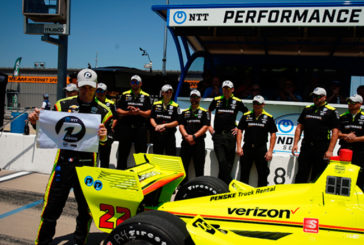 Indy Car: Pagenaud logra la pole position