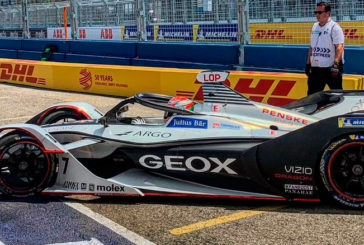 """Fórmula E: """"Pechito"""" llegó 7mo en la clasificación"""