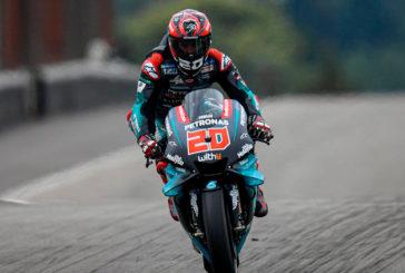 MotoGP: Quartararo comenzó dominando