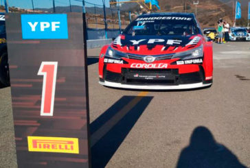 STC2000: Rossi, dueño de la clasificación en Salta