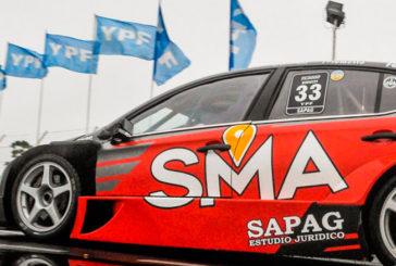 TC2000: Sapag logró el triunfo en el Sprint