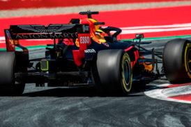 Fórmula 1: Localizaron el origen del problema de turbo de Verstappen