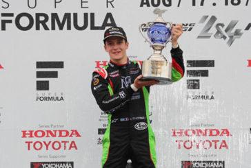 F3 Japonesa: Fenestraz gritó campeón