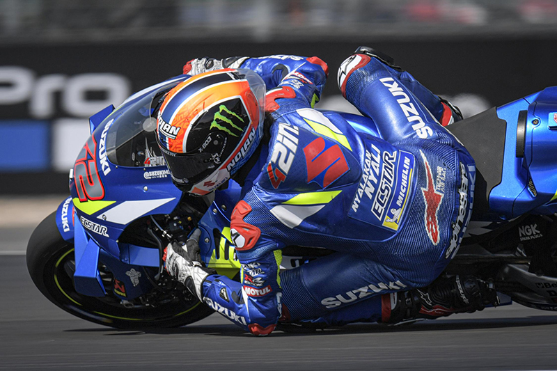 MotoGP: Rins sorprende en Silverstone