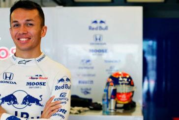 Fórmula 1: Alex Albon y Pierre Gasly se intercambian sus coches