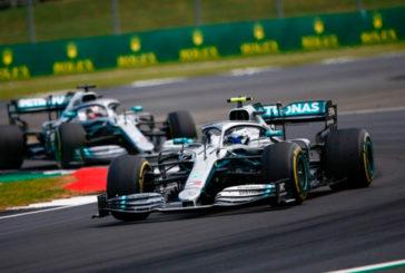 Fórmula 1: Hamilton busca revancha y se lleva los Libres1