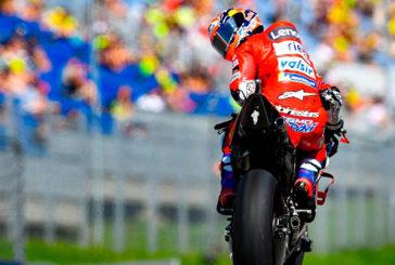 MotoGP: 'Dovi' marca territorio en Austria