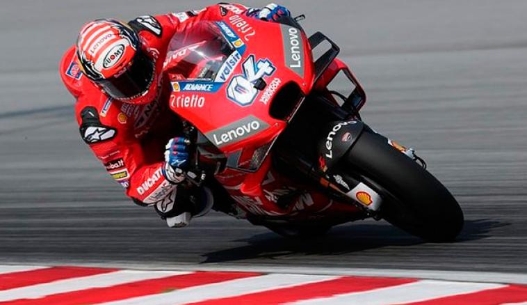MotoGP: Dovizioso gana en Austria