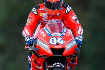 MotoGP: Dovizioso en la cima de los Libres1