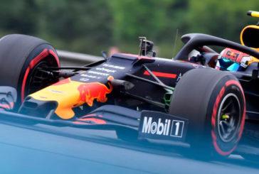 Fórmula 1: Red Bull manda en los Libres2 de Hungaroring