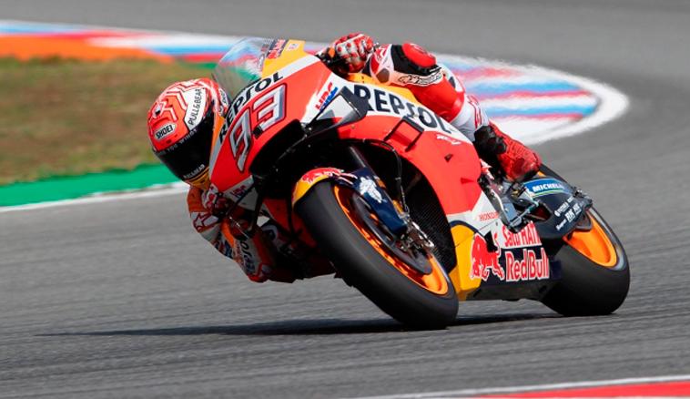 MotoGP: Márquez obtiene su 50ª victoria!