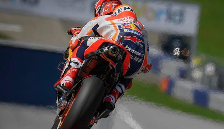 MotoGP: Márquez pone las cosas en su lugar