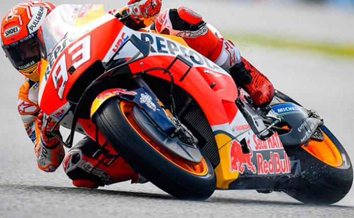MotoGP: ¿De qué planeta viniste Márquez?