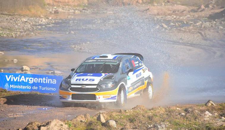 "Rally Argentino: Nalbandian se puso ""el poncho"""